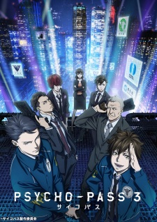 Psycho Pass Season 3 Batch Sub Indo