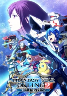 Phantasy Star Online 2 The Animation Batch Sub Indo