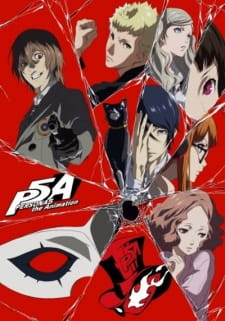 Persona 5 The Animation Dark Sun Batch Sub Indo