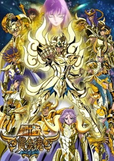 Saint Seiya Soul of Gold Batch Sub Indo