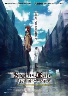 Steins Gate Movie Fuka Ryouiki no Deja vu Sub Indo BD