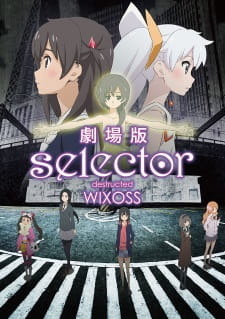 Selector Destructed WIXOSS Movie Sub Indo BD
