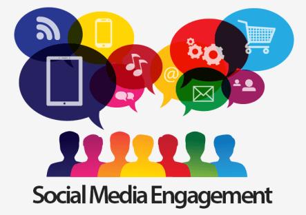 Risultati immagini per social media engagement