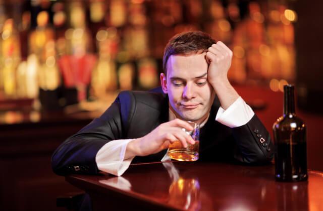 酔っ払い客はよく来るの?