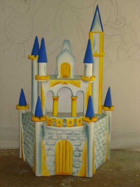 Castelo Branca De Neve FUZU FESTAS