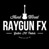 Raygun-Fx---guitar-logo-vintage