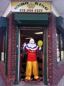 Hero Clown