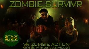 Zombie SurviVR