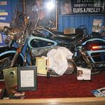 Elvis' Harley Davidson
