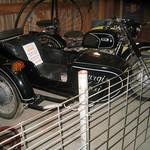 Neval Sidecar - Stugis Taxi - Pioneer Auto Murdo South Dakota