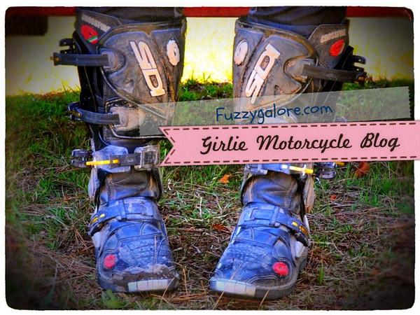 My Sidi Crossfire Boots