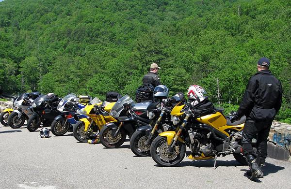 The Goshen Pass - Virginia