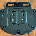 Sears Motorcycle Trunk Mounting Plate - Fuzzygalore.com Girlie Motorcycle Blog