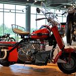 1965 Cushman Super Silver Eagle Motor Scooter