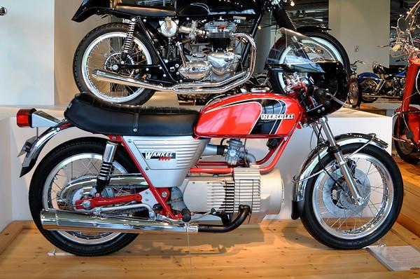 1974 Hercules W2000 Rotary Wankel Motorcycle