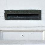 Setauket Post Office Letter Slot