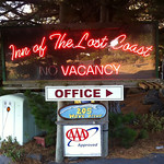 Inn at the Lost Coast Sign