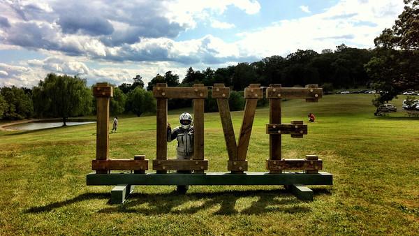 LOVE in Virginia