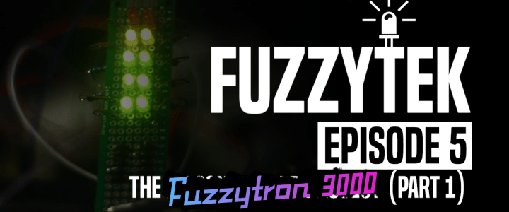 FuzzyTek E05 // The DJ MIDI Controller Project (Part 1)