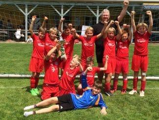 E-Junioren Turniersieg Grafenhausen