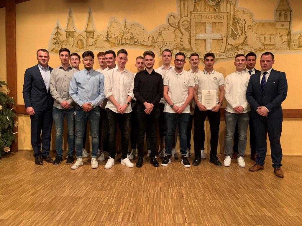 A-Junioren Bezirksligameister
