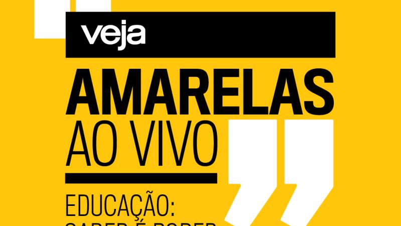 Fundação Victor Civita apoia o Fórum Amarelas ao Vivo – Educação