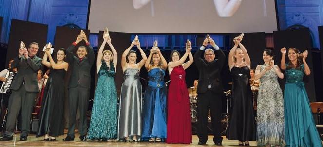 Os vencedores de 2011