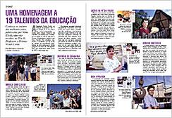 Reportagem de NOVA ESCOLA exibe os primeiros vencedores do PRÊMIO VICTOR CIVITA – Professor Nota 10
