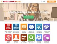 A área de formação e as ferramentas para os educadores são novidade no NOVA ESCOLA Clube.
