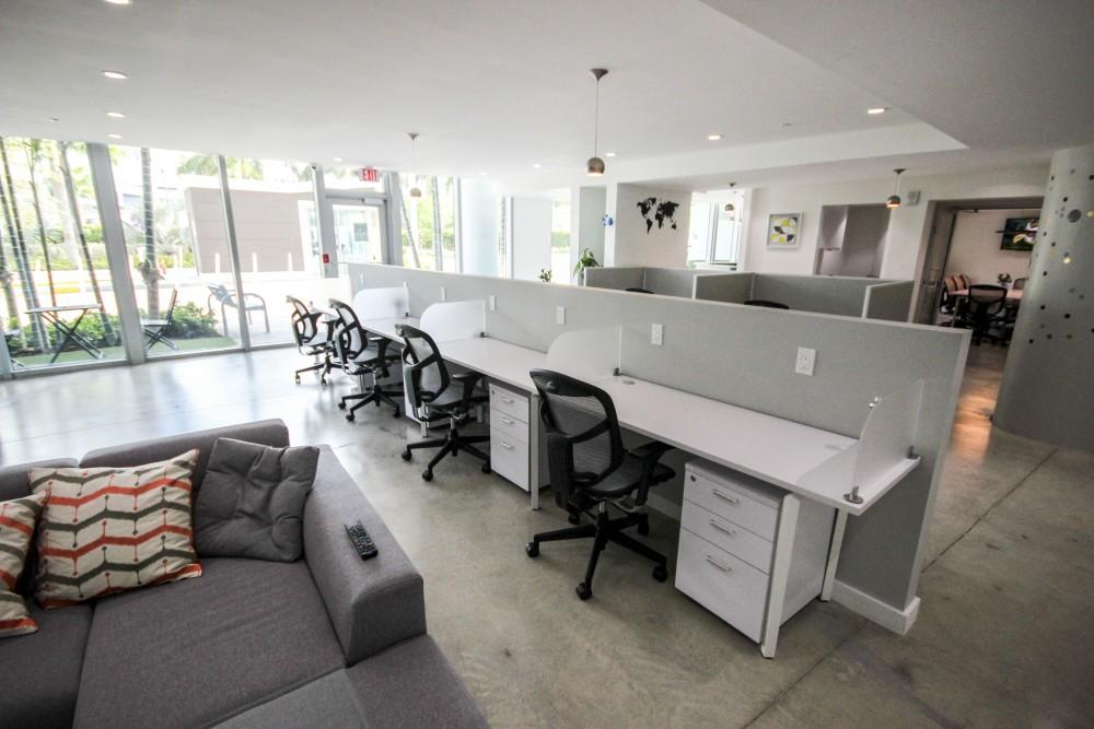 citydesk miami coworking space