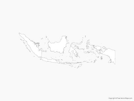 Unduh stok vektor siluet peta indonesia pada agen grafik vektor terbaik dengan jutaan stok vektor, ilustrasi dan clipart premium berkualitas tinggi bebas. Vector Maps Of Indonesia Free Vector Maps