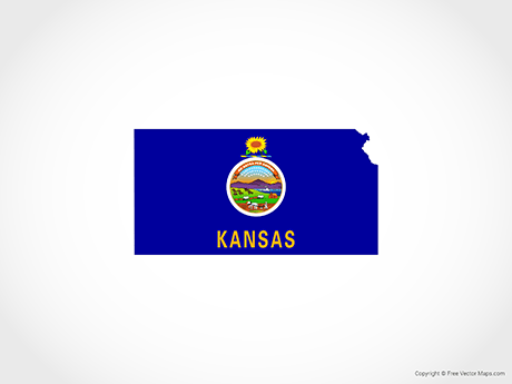 15/09/2021· the detailed map shows the us state of kansas with boundaries, the location of the state capital topeka, major cities and populated places, rivers and lakes, interstate highways, principal highways, and railroads. Vector Map Of Kansas Flag Free Vector Maps