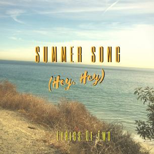 Summer Song (Hey_Hey) Album Cover