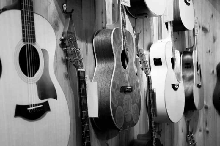 Music Stores San Antonio