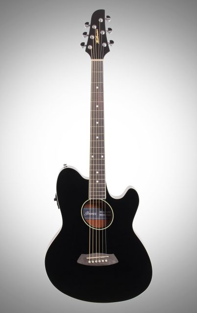 Thin Body Acoustic Guitar Ibanez