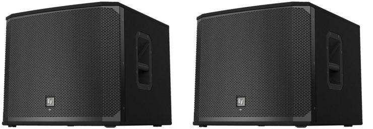 """Pro Studio Speakers - 15"""" Subwoofer"""