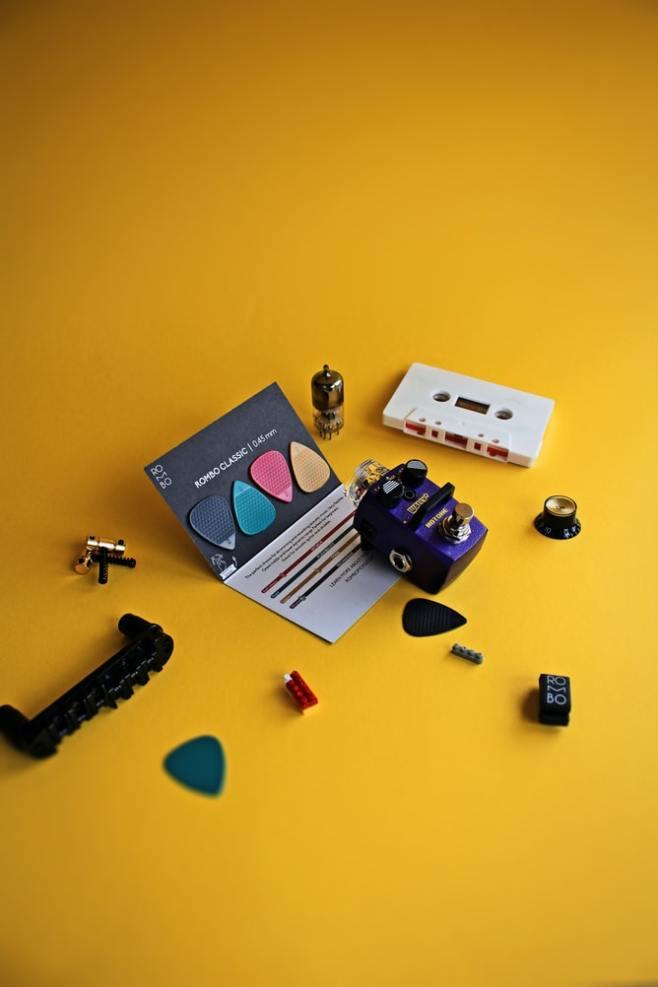 Cool Guitar Accessories