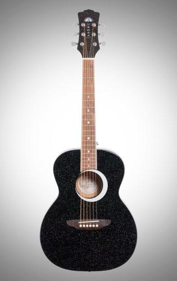 Luna Aurora Borealis 3/4-Size Acoustic Guitar