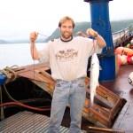 Edgar Hansen - So proud of his fishey