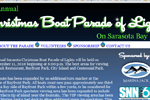 Sarasota Christmas Boat Parade of Lights: Edgar Hansen Grand Marshall