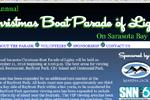 Sarasota Christmas Boat Parade of Lights: Edgar Hansen Grand Marshall