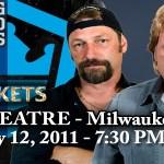 Riverside Theatre - May 12, 2011 - Sig Hansen