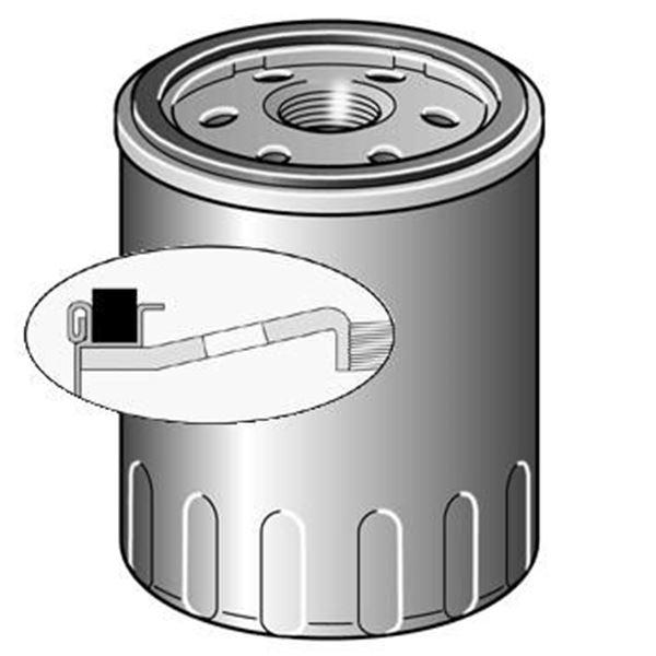 filtre a huile ls934 purflux