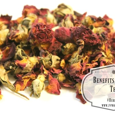 Benefits of Rose Tea
