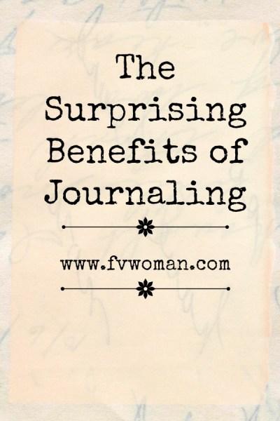 The Surprising Benefits of Journaling
