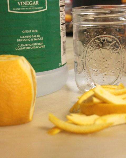 DIY All-Purpose Citrus Cleaner