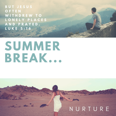 Welcome Summer and A Small Break for Fruitful Vine Woman