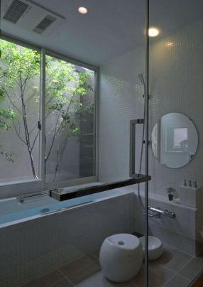 若葉いろの家 瑞穂市 浴室