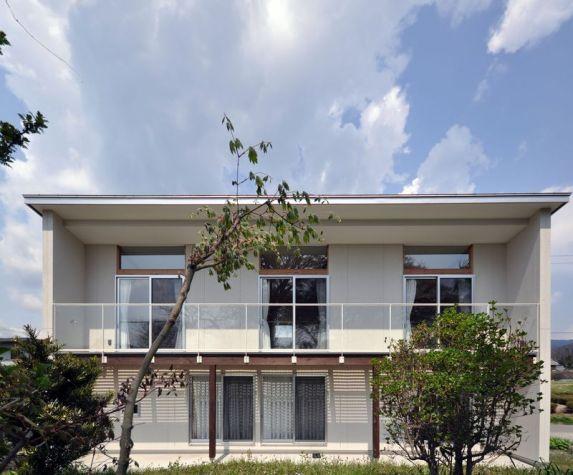 桜が見守る家 垂井町