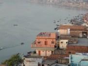 インド ベナレス ガンジス川 ガート